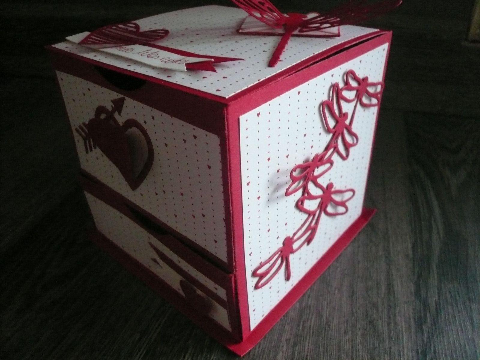 Boîte à petites notes