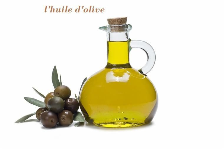 huile olive jambes