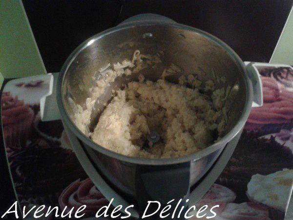 Roulé de pommes de terre au jambon et fromage (thermomix)