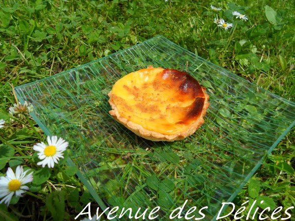 Past is de nata thermomix avenue des d lices - Livre thermomix ma cuisine 100 facons ...
