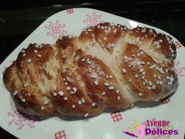 Pain au lait (thermomix)
