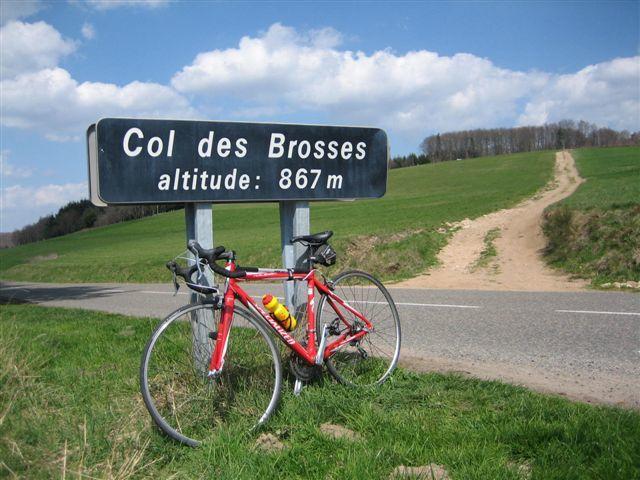 Les 7 Cols des Monts du Lyonnais