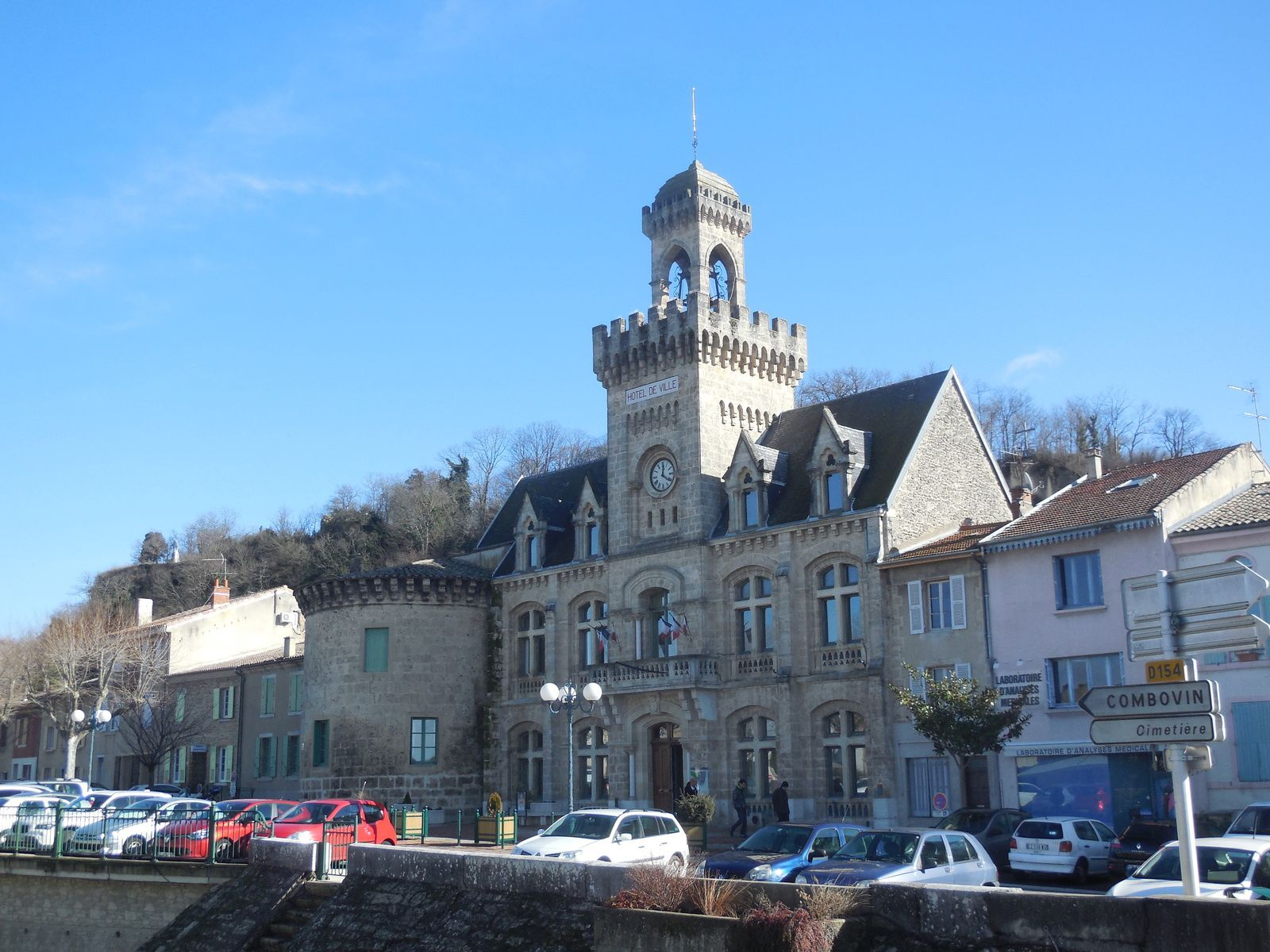 Chabeuil : la mairie