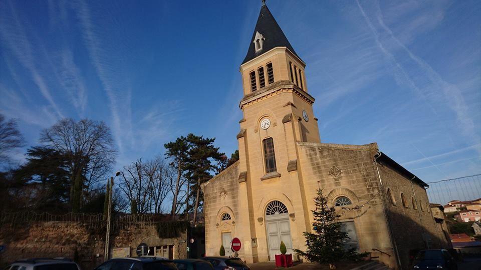 Eglise de Thurins