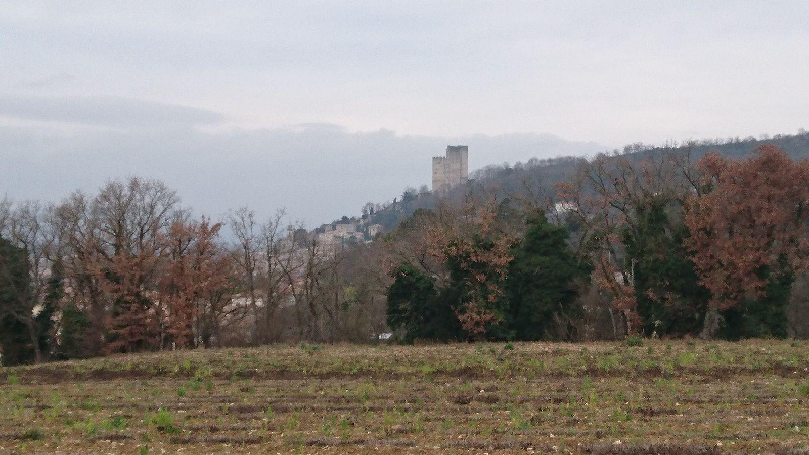 La Tour vue des Arras