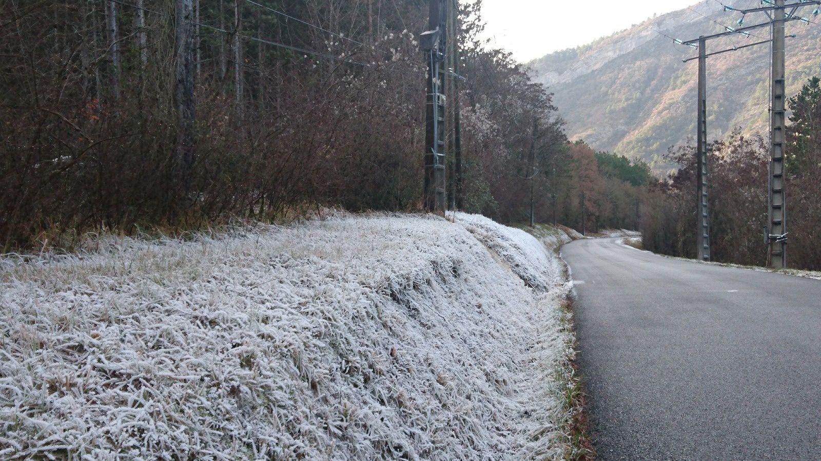 Val de Drôme : boucle par Vercheny