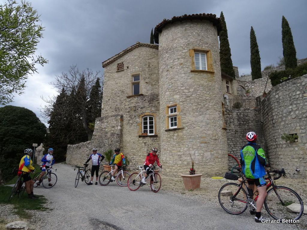 Vieux village de Mirabel