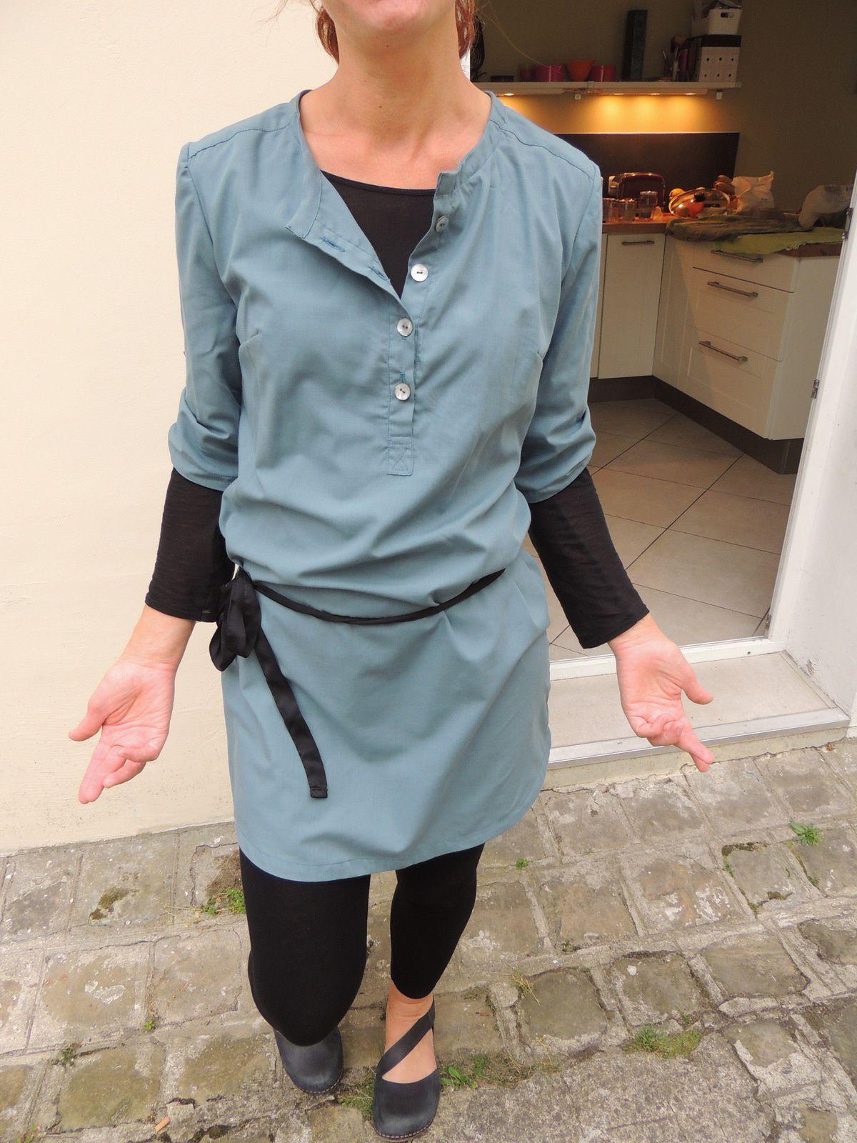 Tunique/robe Mehari M comme Marie