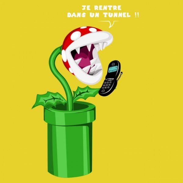 Tshirt Plante o Phone