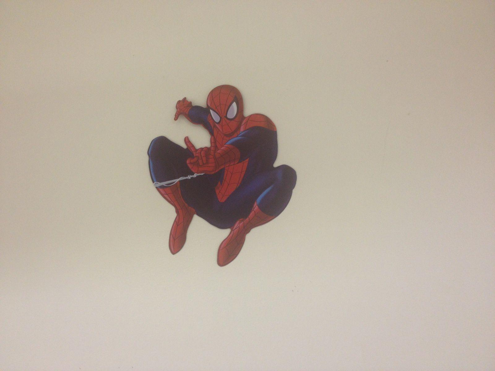 Anniversaire thème Spiderman