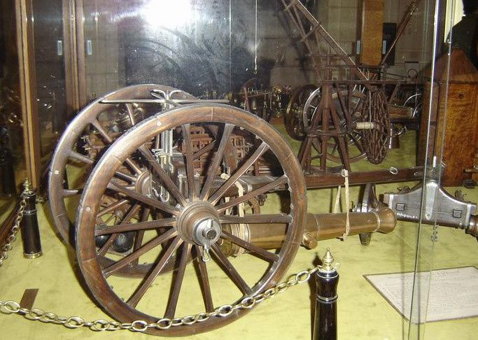 Triqueballe, Musée des armées (coll Palissy)