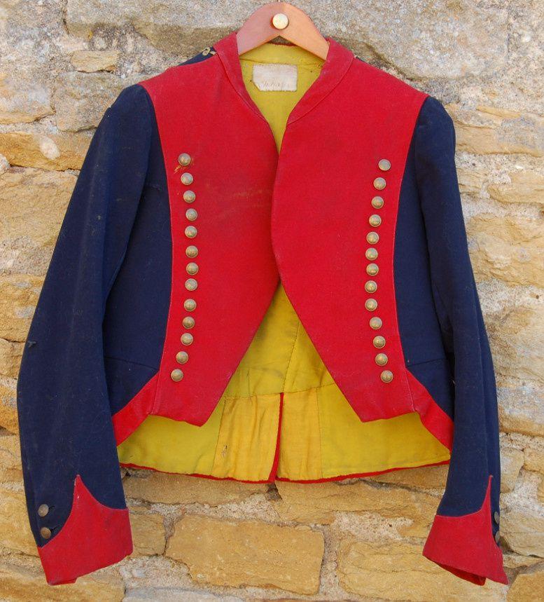 Veste de poste équipage du prince de Radziwill (Collection Henri et Chantal Baup)