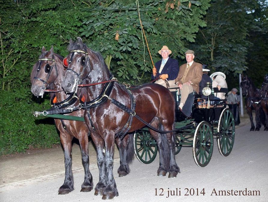 Album photos de Ton Maat, champion de hollande 2014