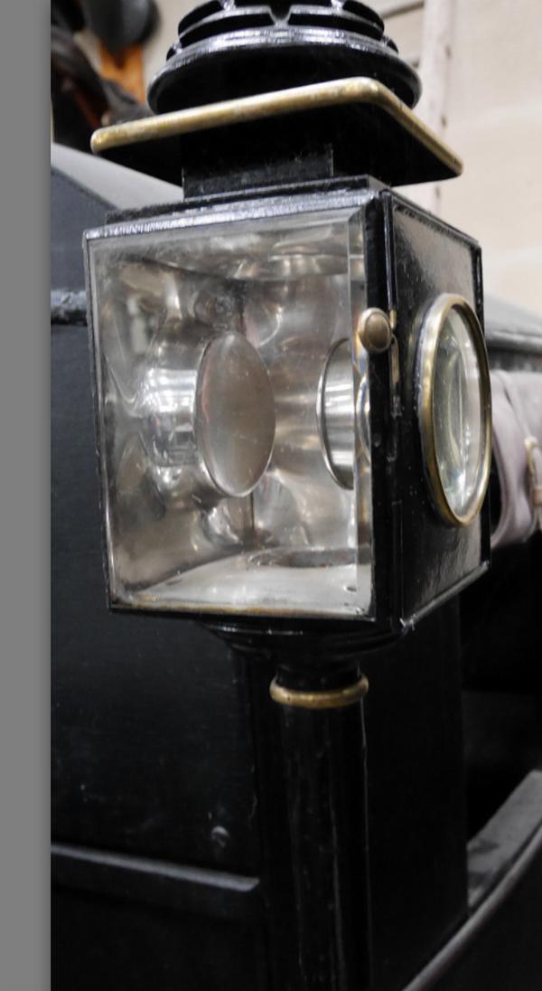 Les trésors cachés des collections de cinéma&#x3B; les lanternes