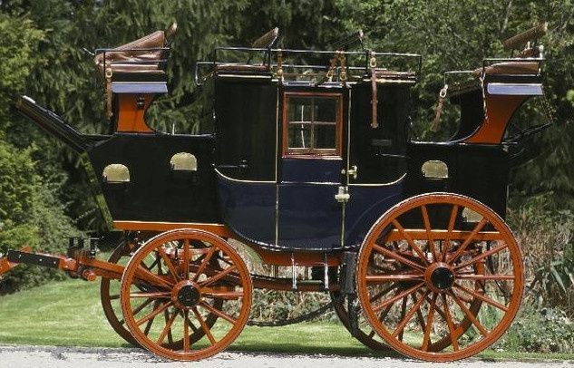 Road coach Holland § Holland Londres