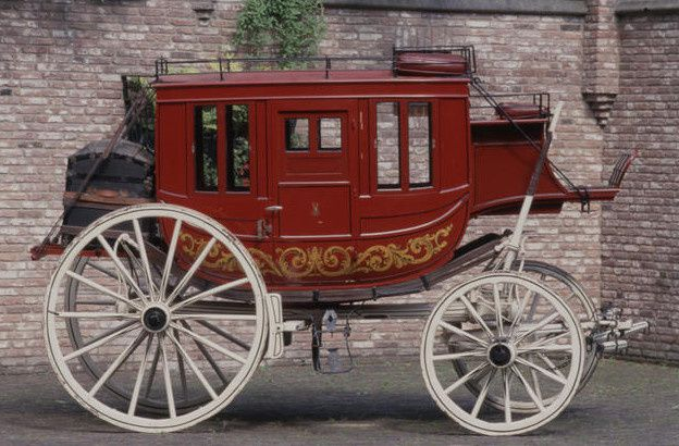 1878 Concord coach Abbot § Downing concord company USA