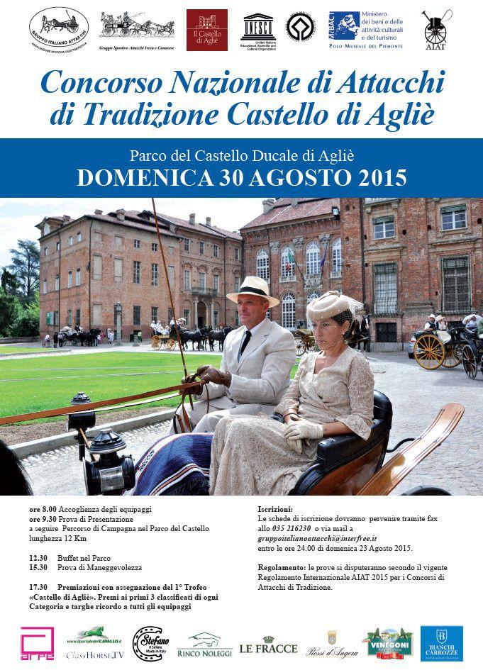 CIAT Castello di Aglié 30 Aout 2015