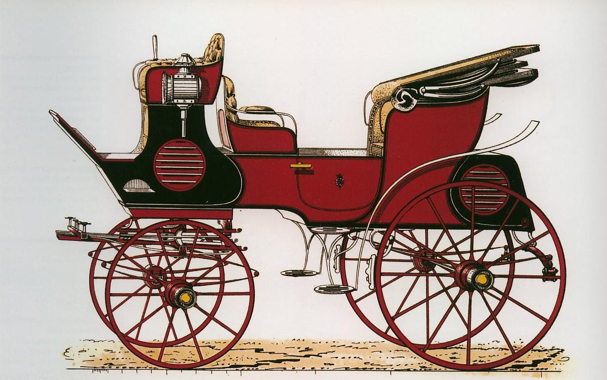 La Carrosserie Française, 1908 : Break n° 399.