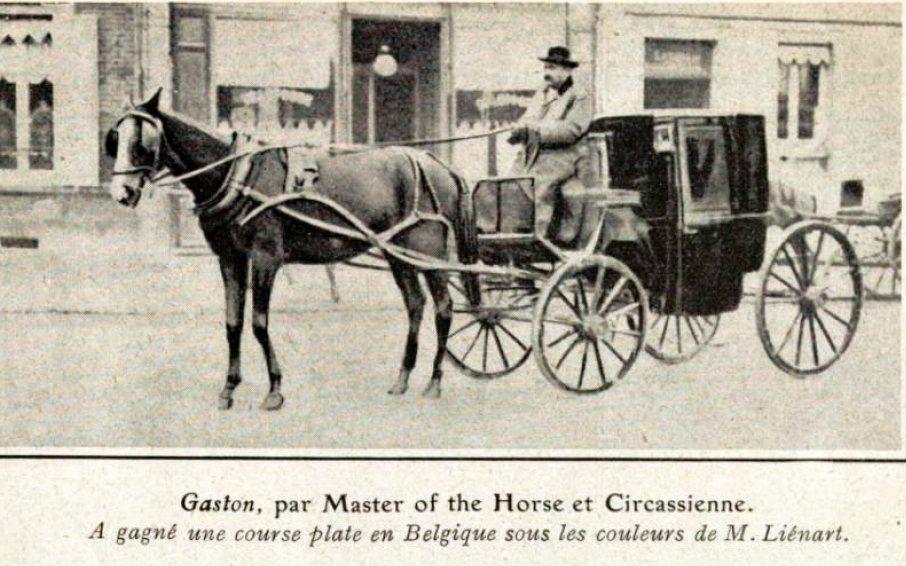 Ce que devenaient les gloires du Turf, en 1900
