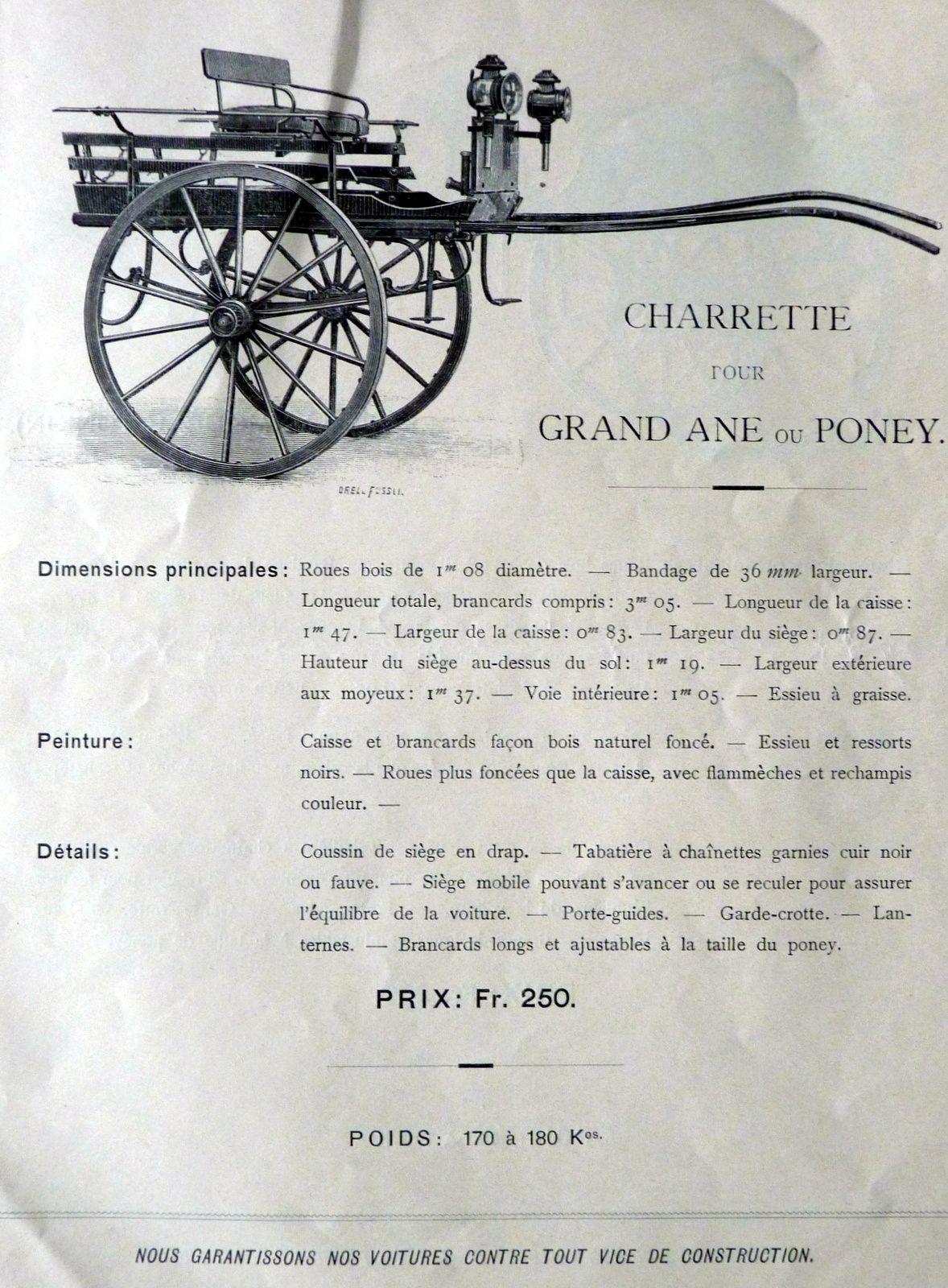 Le Lion devient les symbole de l'ensemble des productions Peugeot, en 1858