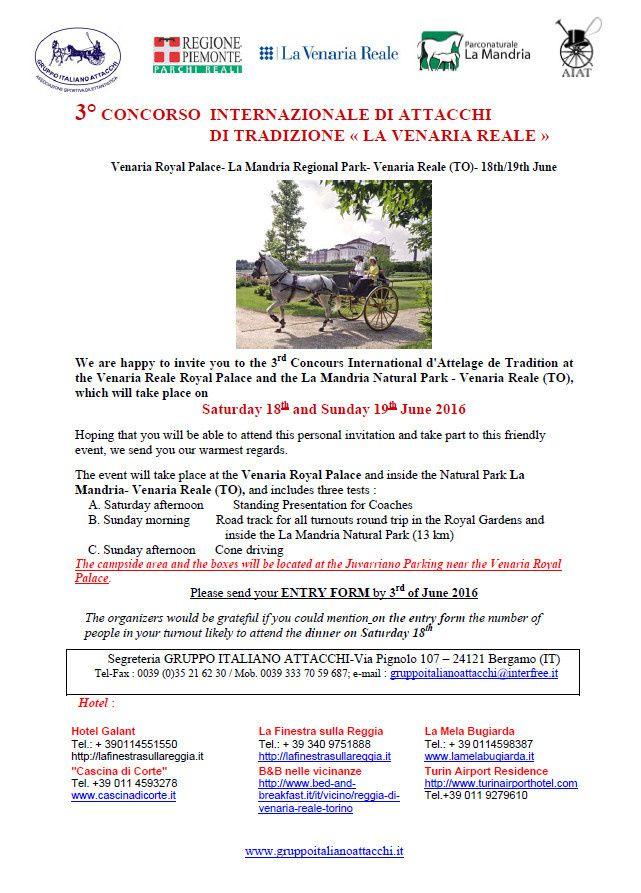 Dossier CIAT  &quot&#x3B;La Veneria Reale&quot&#x3B; (Fr., En., It. )