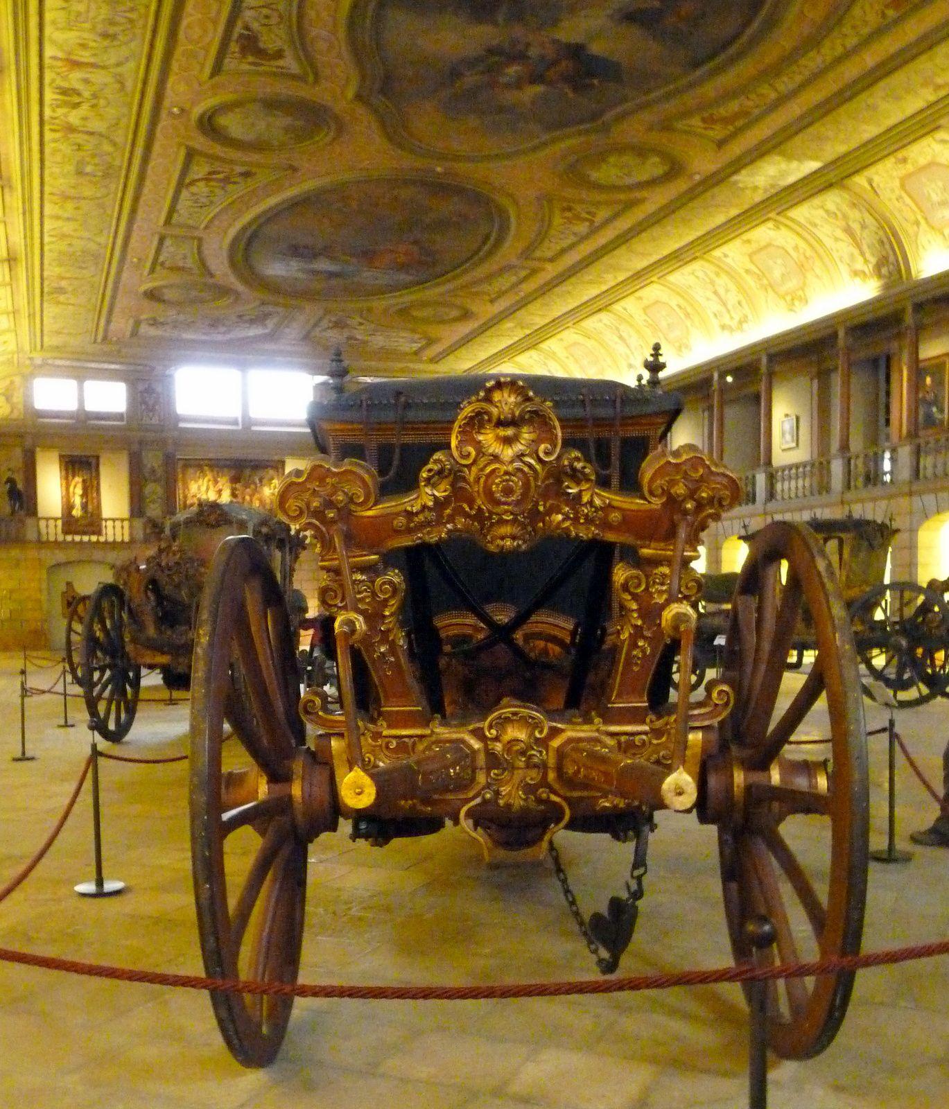 Musée des carrosses de Lisbonne&#x3B; vers l'excellence