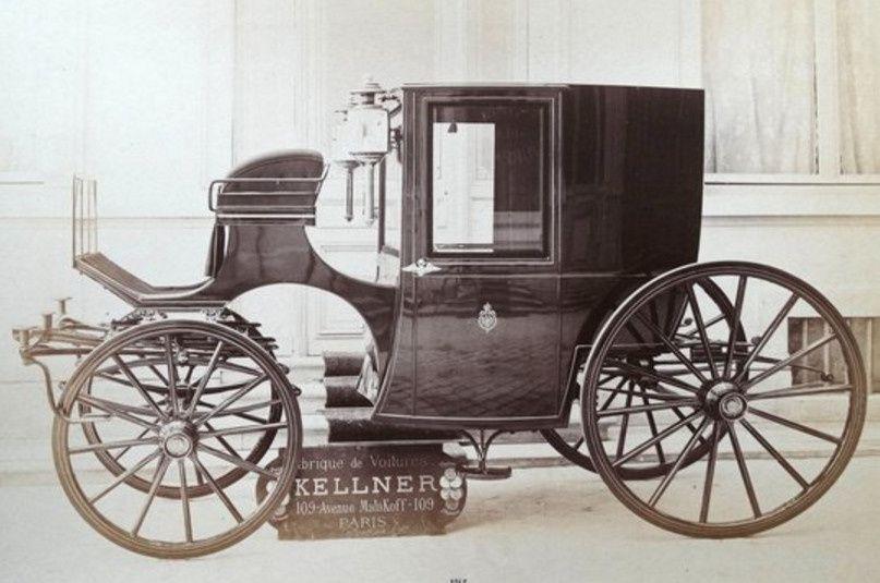 Un coupé fabriqué par KELLNER   (photo fond Kellner Musée de la voiture de Compiègne°