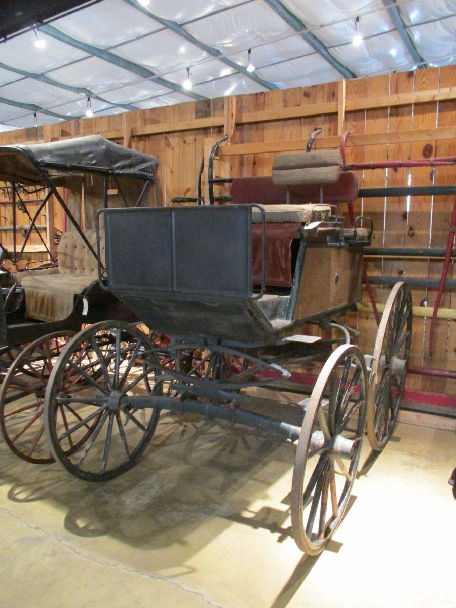 Un Dog Cart, 4 roues, par D.M. Laine de Philadelphie