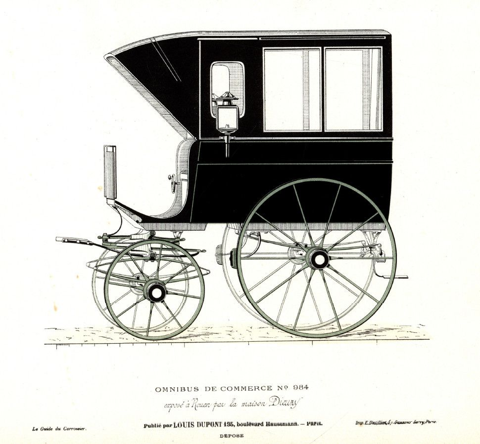 Voiture de commerce (Guide du carrossier 1896)