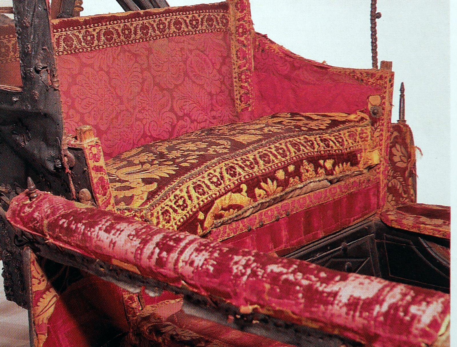 Coche de Philippe II:  Original et maquette