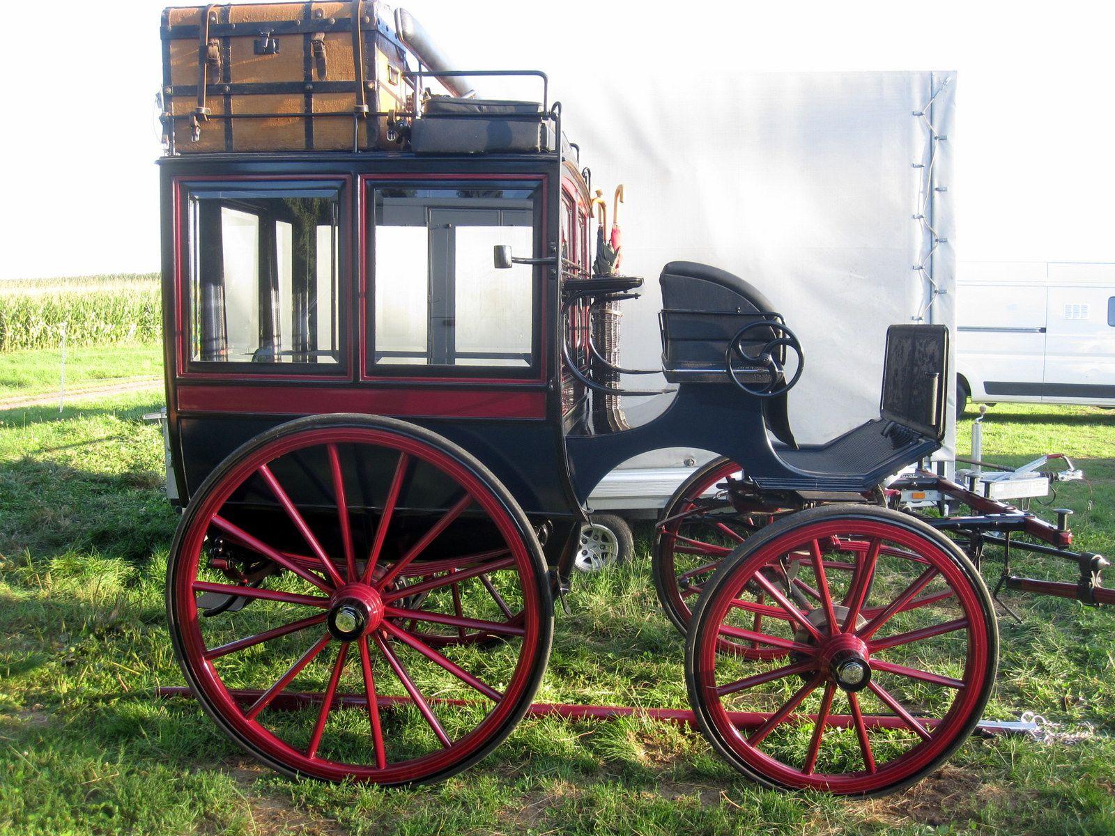 Omnibus classique, par Lerebourg à Paris