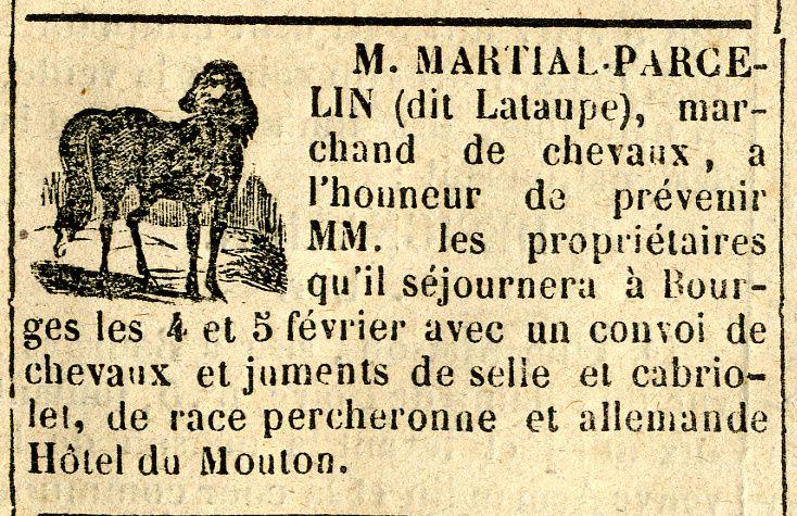 31 janvier 1857