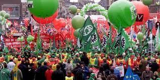 Nous ne sommes pas seuls : Même combat en Belgique
