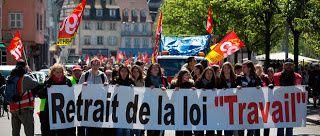 Loi travail : conjuguer la poursuite de la lutte de masse et la bataille juridique!