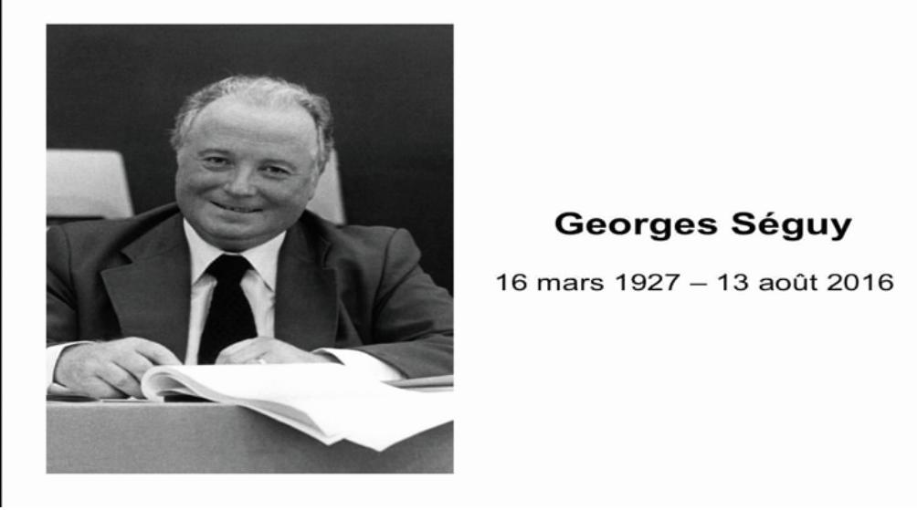 Hommage à Georges Séguy hier à Montreuil