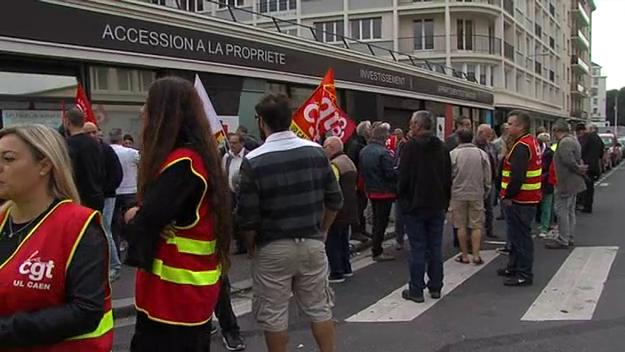 Caen : Franck au commissariat pour avoir dénoncé en mai dernier des représailles policières démesurées