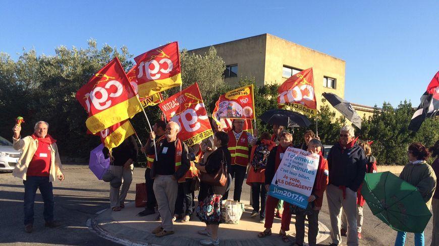 Nyons : la loi anti-travail, ça ne passe toujours pas!