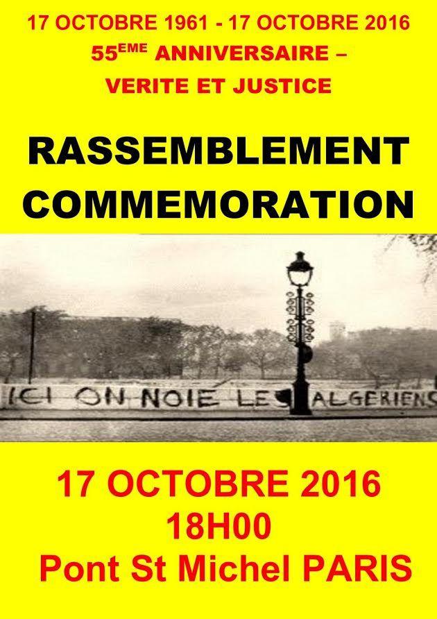 Un  autre octobre ... à Paris