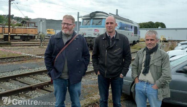 Les attaques contre le service public des transports se poursuivent : Les dirigeants de la SNCF abandonnent le territoire!