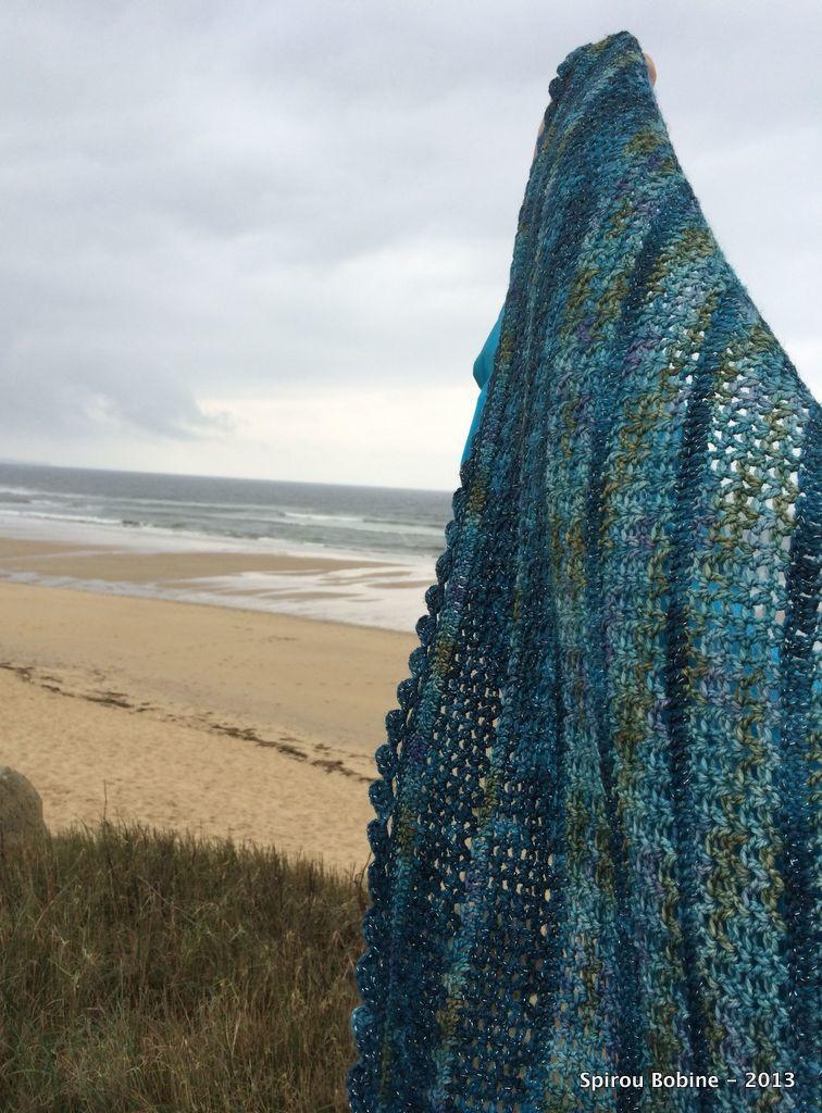 Mon Ottilia bleu de mer