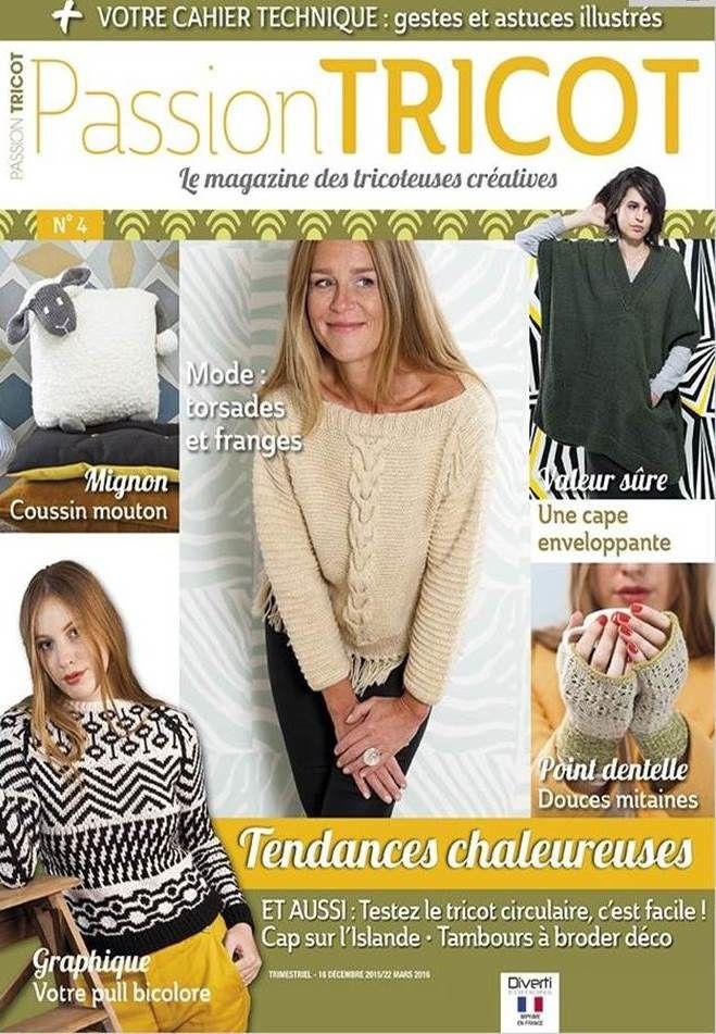 Actualités autour du tricot francophone