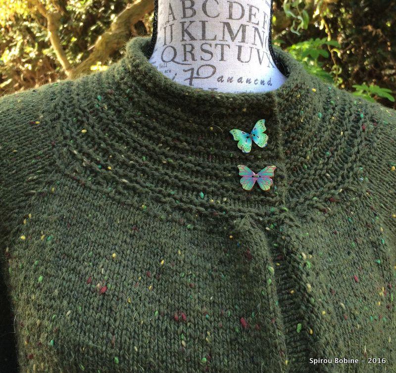 Et le tricot dans tout cela !