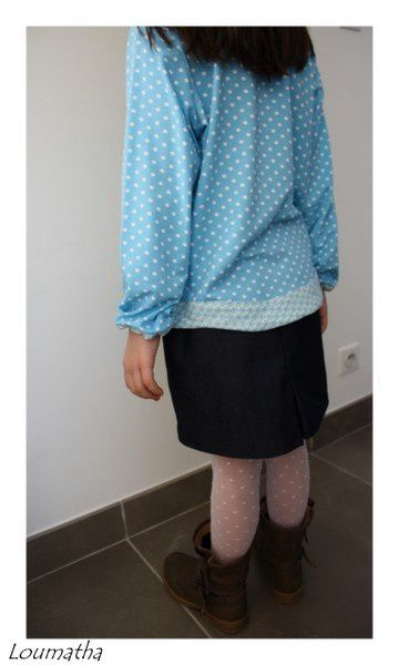 Sailboat Top &amp&#x3B; Skirt
