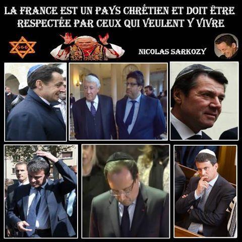 La France a la recherche de son identité..