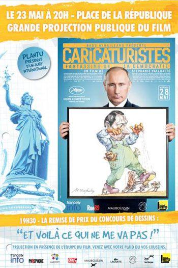 Caricaturistes : fantassins ou alibis de la démocratie ?