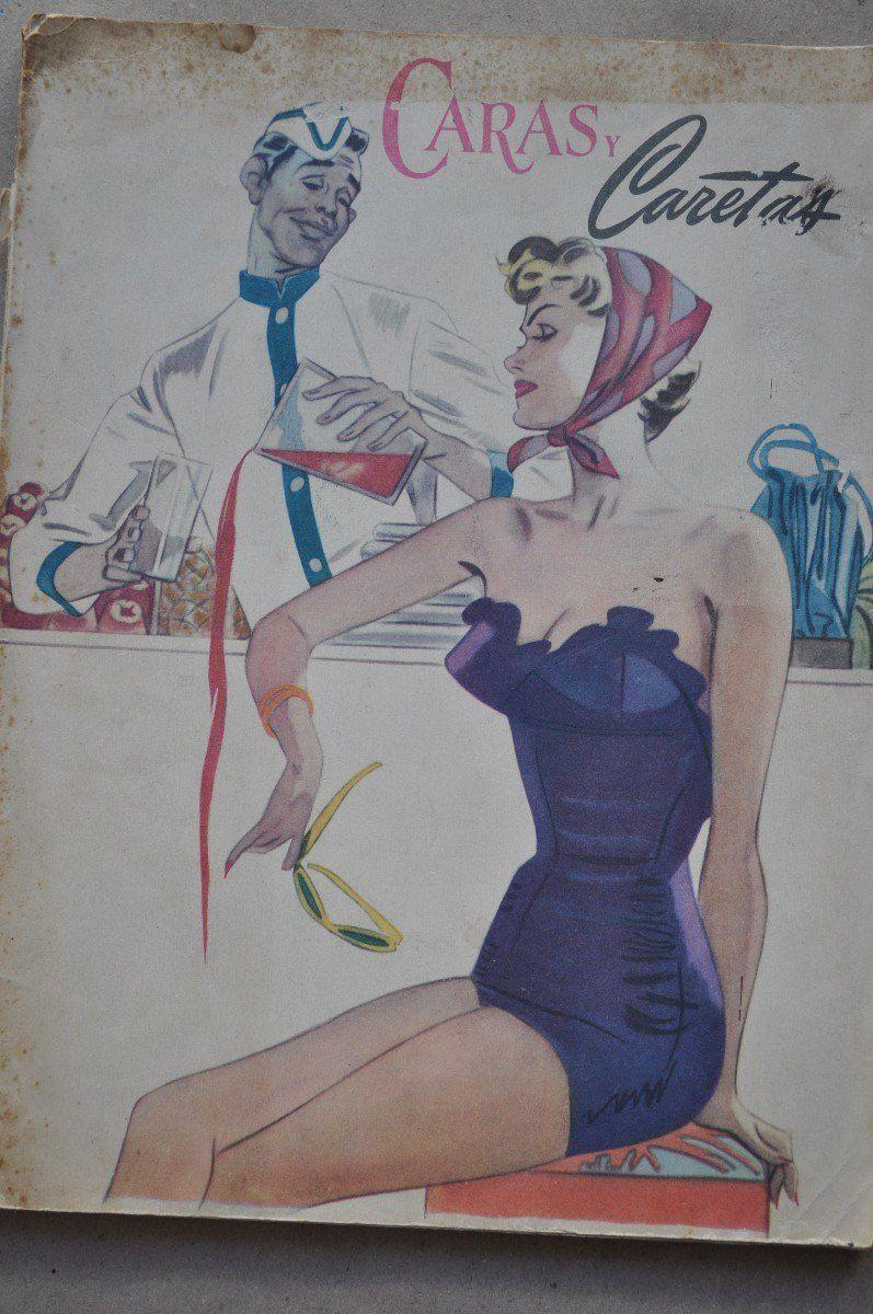 Caras y Caretas n2145-1952