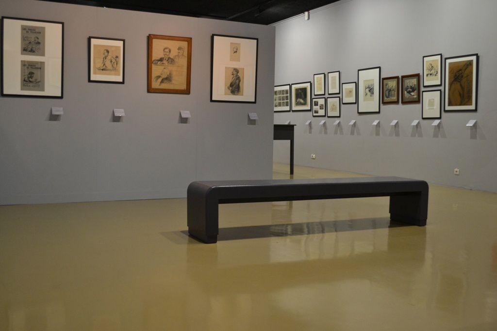 &quot&#x3B;Dorville était un formidable portraitiste, un caricaturiste au sens premier du terme&quot&#x3B;, entretien avec Laure MENETRIER, responsable des Musées de Beaune (FRANCE)