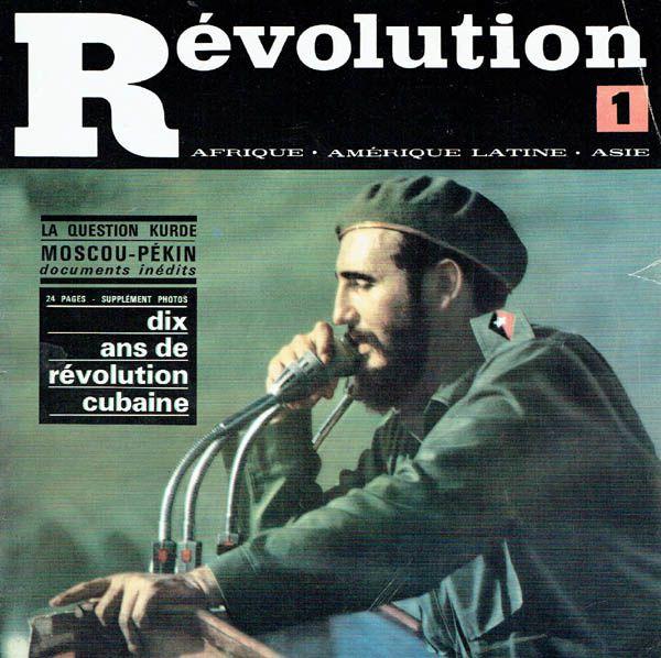 Révolution n°1 -Septembre 1963