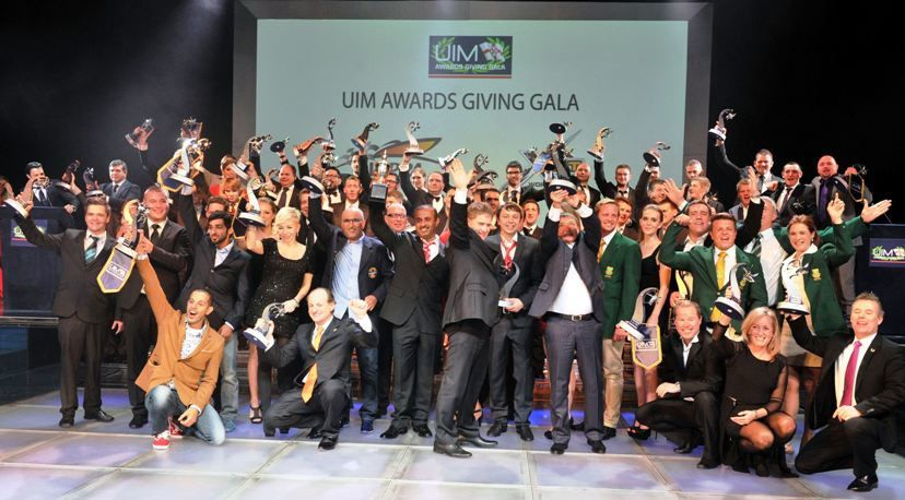 Monaco: What a stunning edition of the UIM AWARDS GIVING GALA!