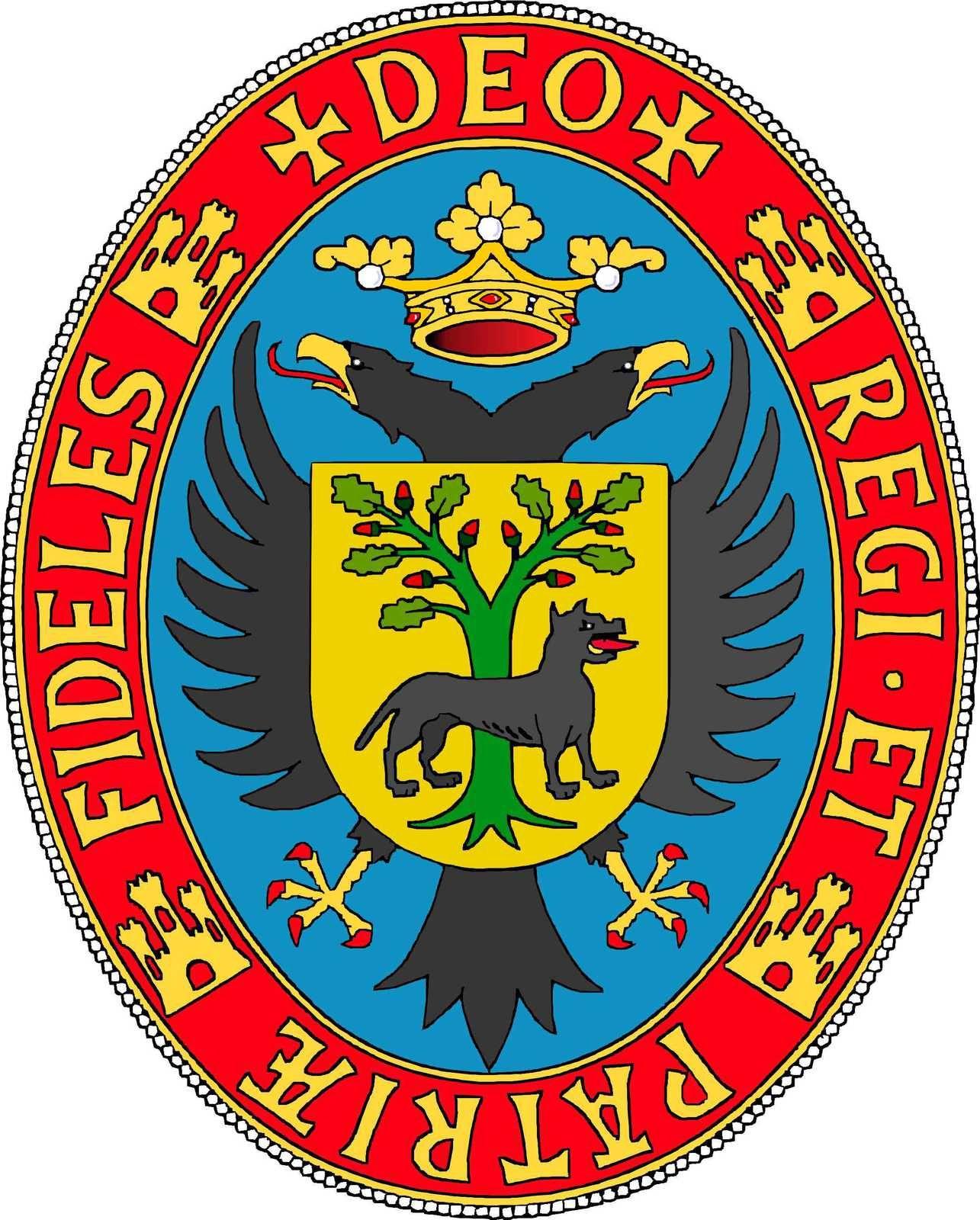 "S.A.R. la Princesse Antonella d'Orleans-Bourbon avec Don Alvaro de Marichalar allo YACHT CLUB DE MONACO - Lo stemma di Famiglia ""San Clemente"" di Marichalara"